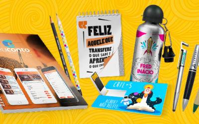 Lucre mais na volta às aulas com 7 dicas de produtos gráficos