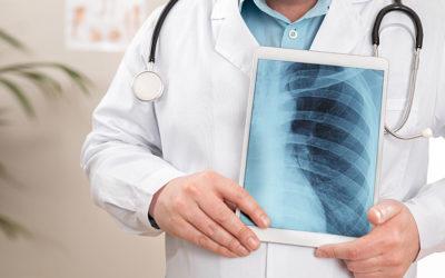 Por que a qualidade da imagem é importante em um diagnóstico médico?