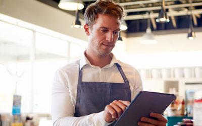 4 dicas para ganhar tempo ao criar cartazes de oferta no seu supermercado